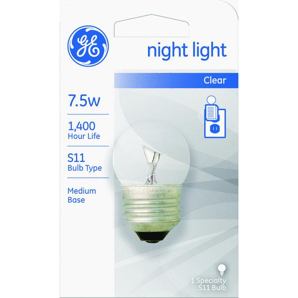 GE S11 Utility Light Bulb