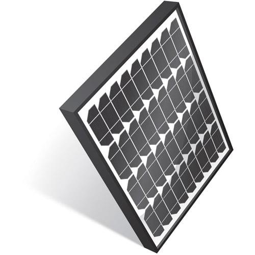Cyclops Solar 30W 12V Monocrystalline Solar Panel Charger