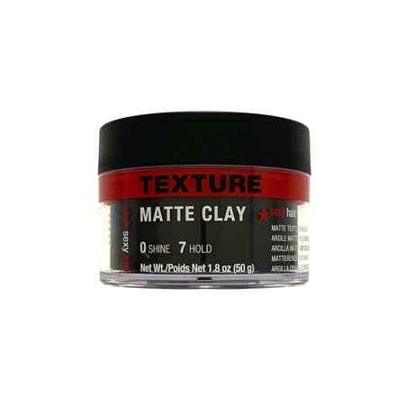 Style Sexy Hair Matte Clay Matte Texturing Clay 1.8 (Best Mens Matte Hair Products)