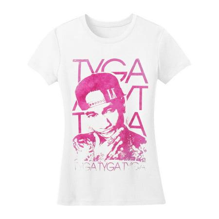 Tyga  Swirly Colors Girls Jr White for $<!---->