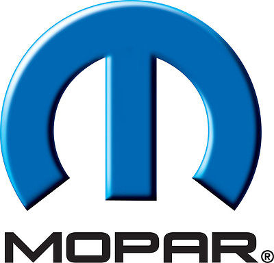 Suspension Stabilizer Bar Link Nut MOPAR 6502979 fits 99-06 Jeep Wrangler