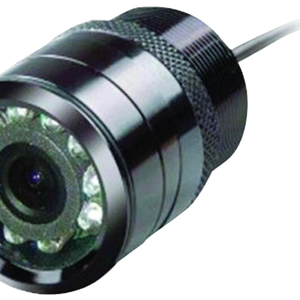 Flush Mount Rearview Camera