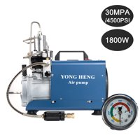 Yong Heng exclusive authorized High Pressure 30MPa Air Compressor Pump Electric High Pressure System Rifle 110V