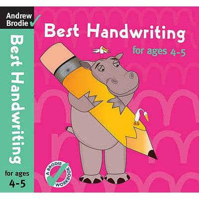 Best Handwriting for Ages 4-5 (Best Handwriting App Windows 10)