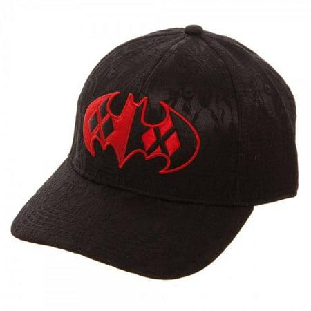 Harley Quinn Lace Dad Hat](Hot Harley Quinn)