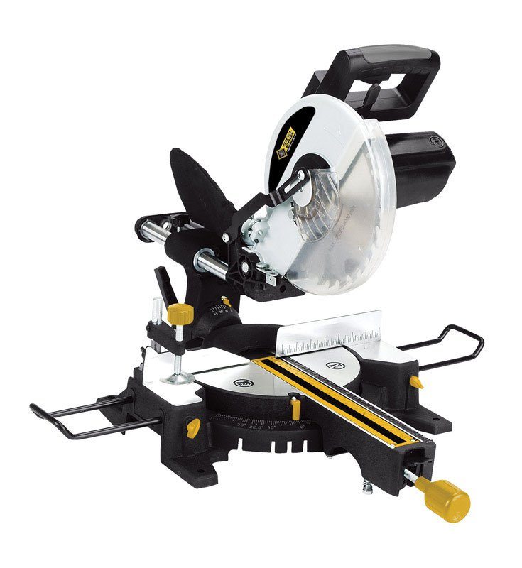 Steelgrip JS-1013 Sliding Compound Miter Saw, 10\ by Ace Trading - Cma 1