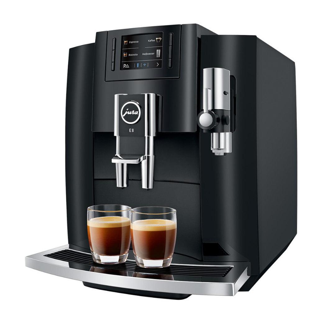 Jura Impressa E8 Automatic Espresso Machine - (2019 ...