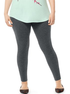 43bb10f6cdbde Product Image Just My Size Women's Plus-Size Stretch Jersey Legging