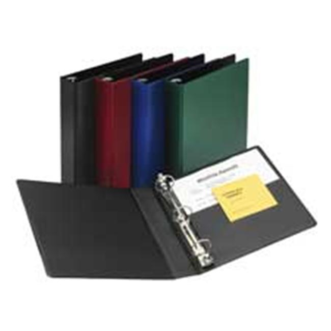 Avery Consumer Products AVE27252 Durable Binder- 1inch Capacity- 11inchx8-. 50inch- Burgundy