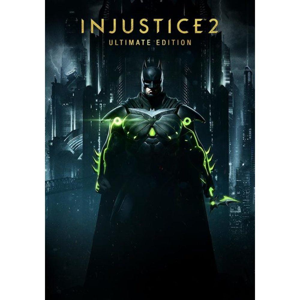 Injustice 2 - Ultimate Edition [Digital Download]