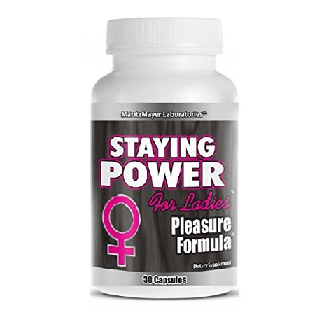 Staying Power Female Enhancement Pleasure Formula