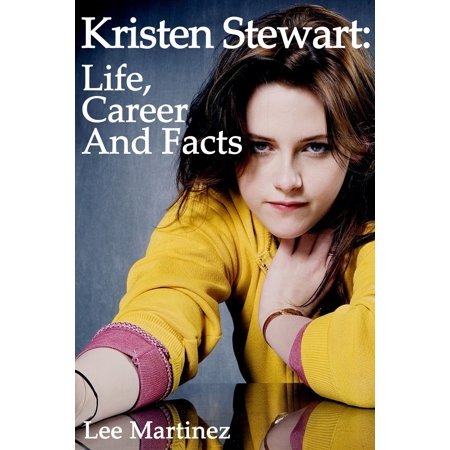 Kristen Stewart: Life, Career and Facts - eBook](Kristen Stewart Halloween)