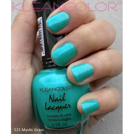 Nail Lacquer Kcnp48 121 Mystic Gr By Kleancolor
