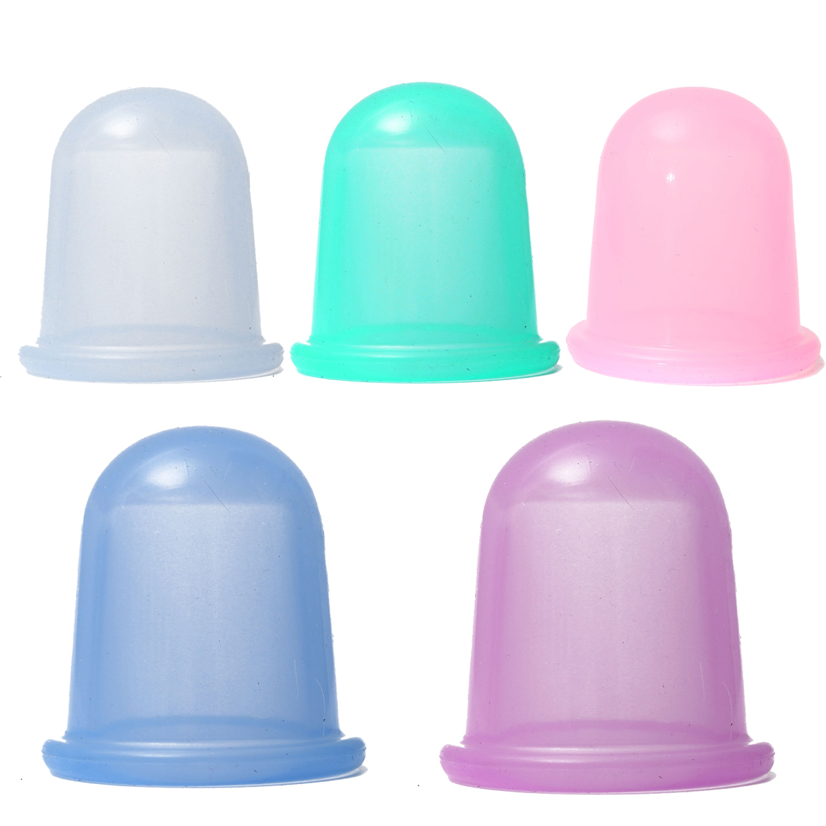 On Clearance Cupping Therapy Vacuum Silicone Cupping Cups Cupping for Cellulite Massage Therapists