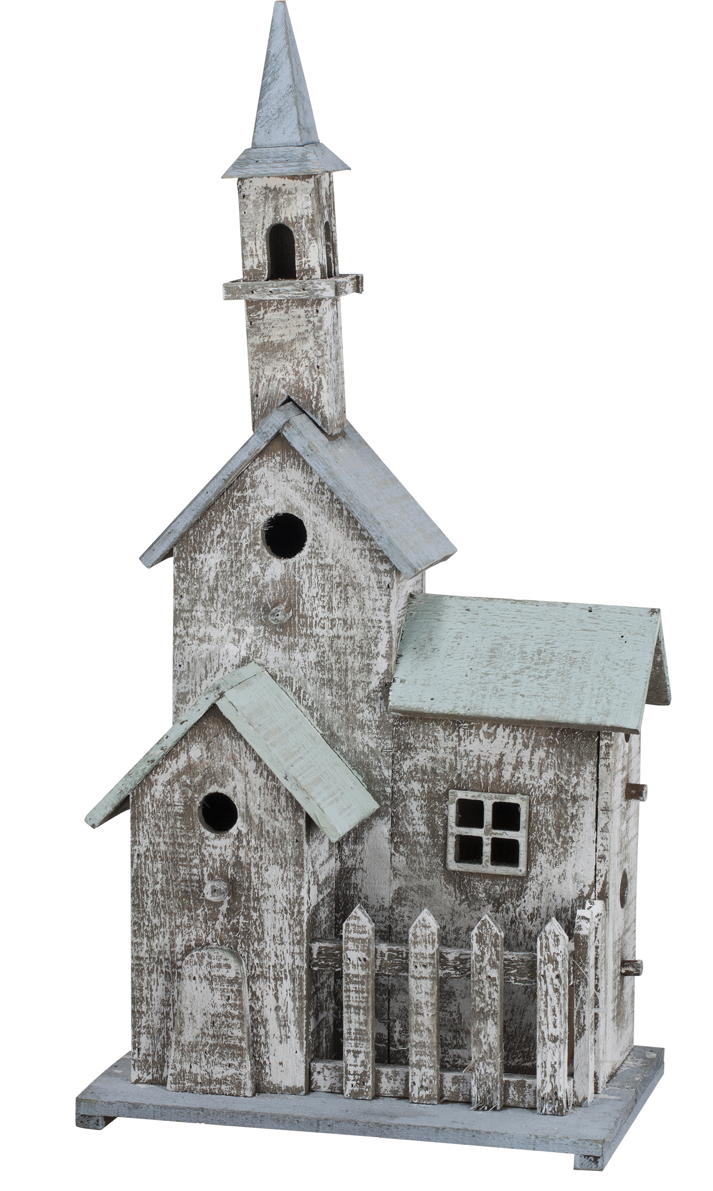 A&B Home French Chic Garden Church Birdhouse by A&B Home