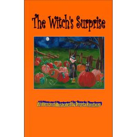 The Witch's Surprise - eBook (Halloween Surprise Punch)