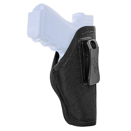 Orpaz Fabric IWB Concealed Carry Holster for Full-Size 9mm .40 .45