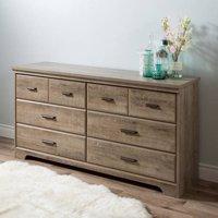 South Shore Versa 6 Drawer Double Dresser