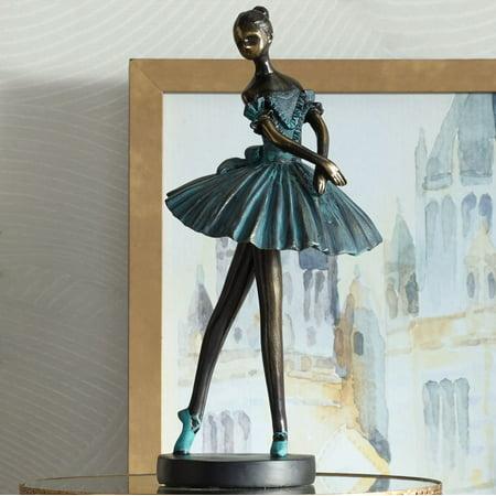 Blue Space Sculpture (Dahlia Studios Ballerina 12