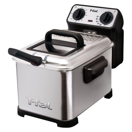 T-Fal - Family Professional 3 qt. Deep Fryer