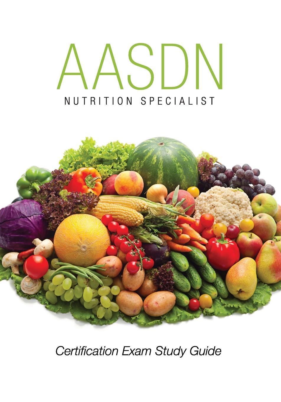 Nutrition Specialist Certification Exam Study Guide Paperback