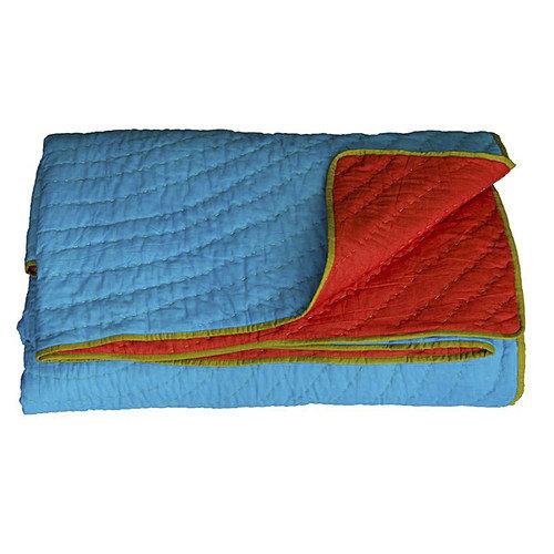 Koko Company Rabari Cotton Coverlet