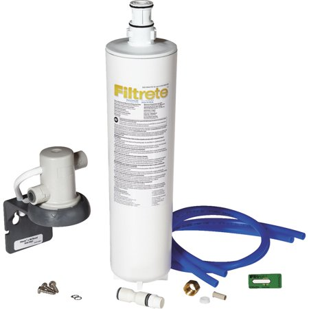 Filtrete Maximum Under Sink Water Filtration System  3Us Max S01