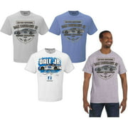 NASCAR Men's Dale JR Nationwide 3 Pack Tee Shirts
