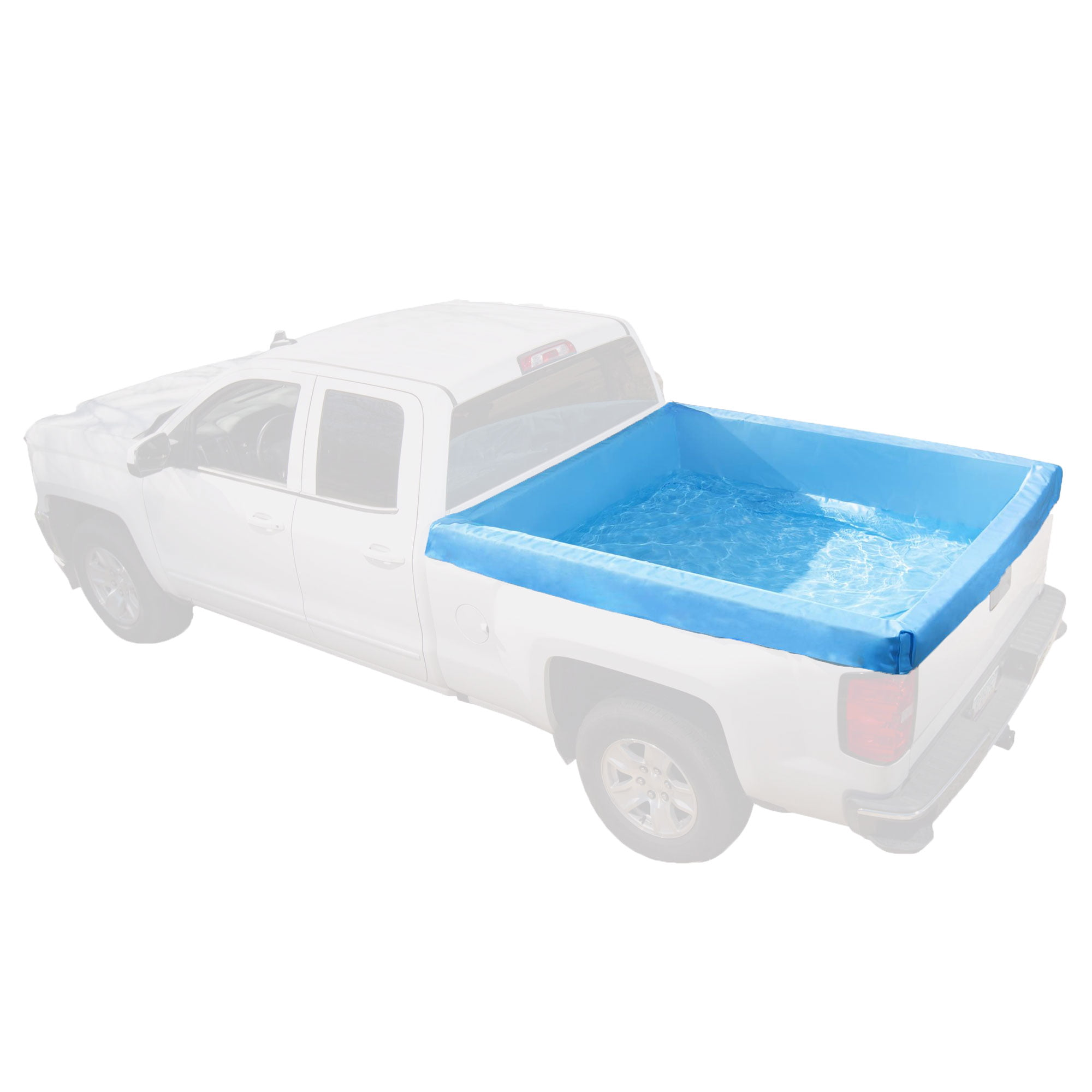 Bestway 54284e Portable Standard 6 5 Foot Payload Pickup Truck Bed Swimming Pool Walmart Canada