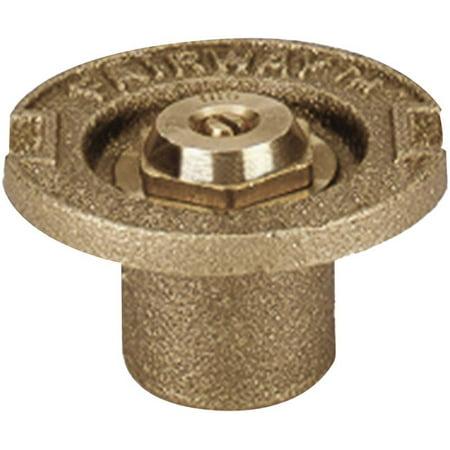 Champion 17SF Stationary Flush Sprinkler, 0.5 - 4 gpm, 1/2 in
