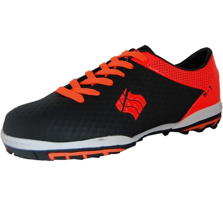 AMERICAN SHOE FACTORY Pro Light Turf Soccer Rubber Sole Shoes Rubber Soles, MEN ()