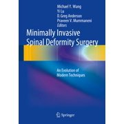 Minimally Invasive Spinal Deformity Surgery - eBook