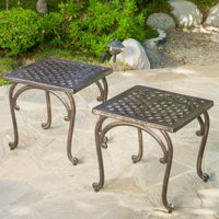 Eliana Outdoor End Table - Set of 2