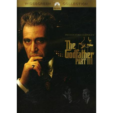 Godfather PT. 3 ( (DVD)) (Pt 109 Movie)