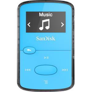 8GB SanDisk Clip Jam MP3 Player - Black