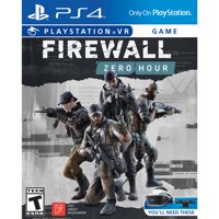 Firewall: Zero Hour, Sony, PlayStation 4, 711719520757