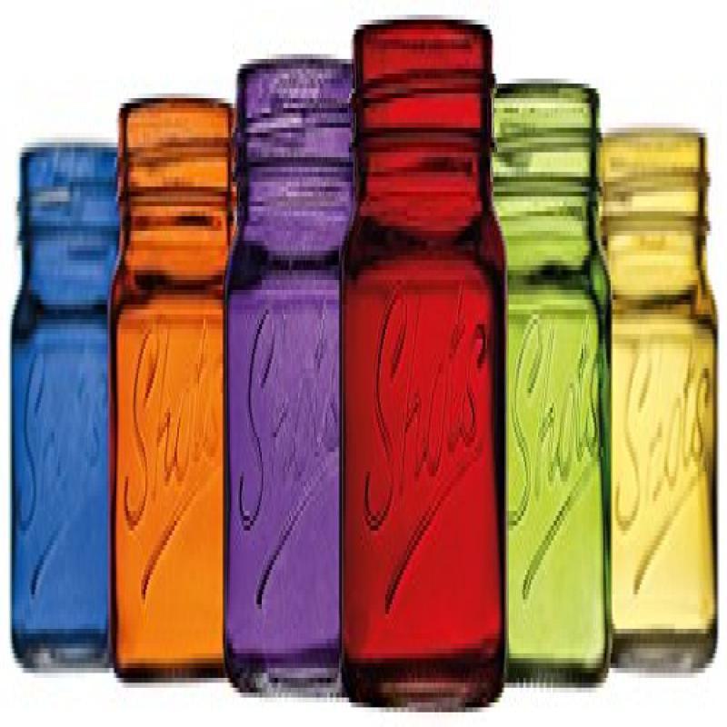 Palais Glassware Palais 'Shots' Mason Jar Shot Glasses Mini Shot Glass Cups Holds 2.4 Oz... by