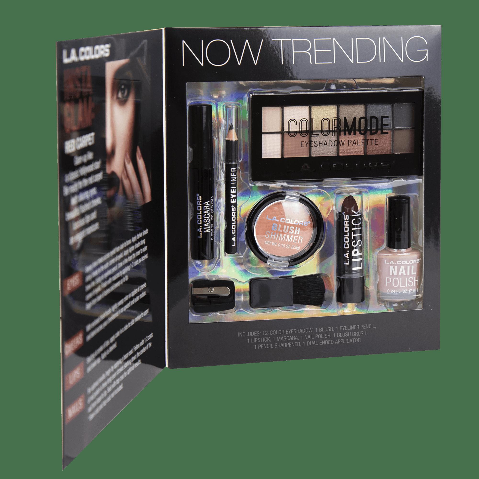 La Colors Holiday Gift Sets 5 Color Matte Eyeshadow Palette