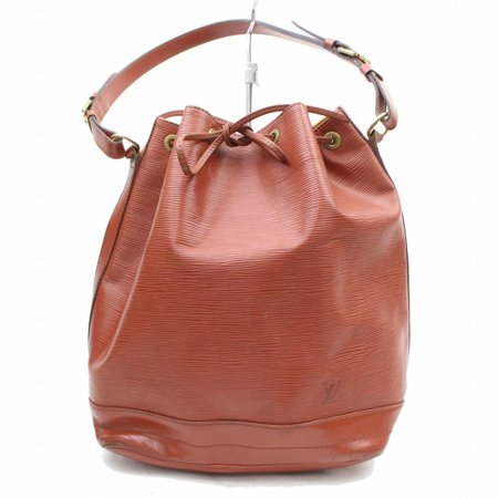 Louis Vuitton Brown Epi Noe GM Drawstring Bucket Hobo 869725