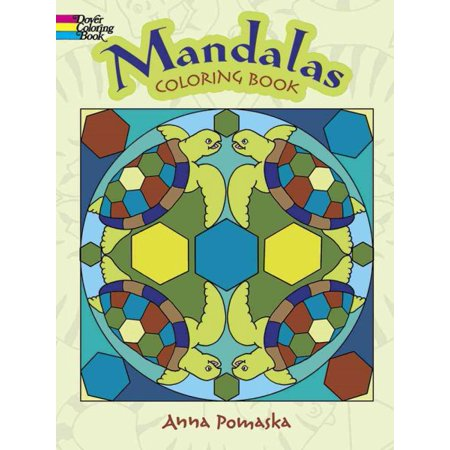 Mandalas Coloring Book - Walmart.com