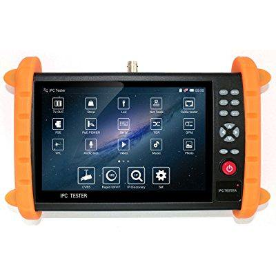gxa 7 inch touch screen 1080p hdmi ip/cvbs camera tester