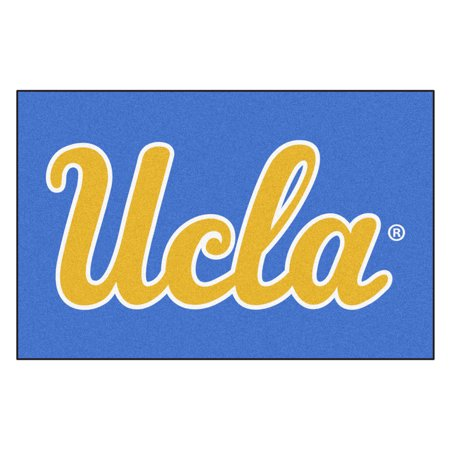 NCAA University of California - Los Angeles (UCLA) Bruins Starter Mat Rectangular Area Rug