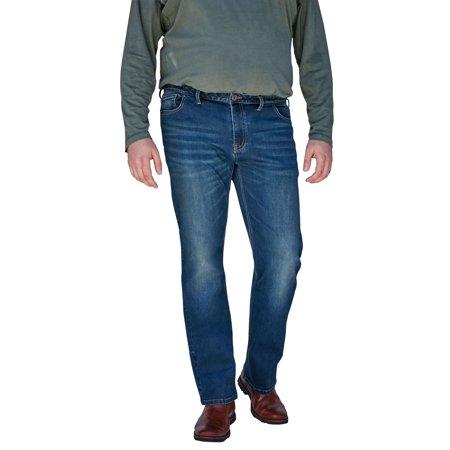 732d5532116 Kingsize - Men's Big & Tall John Jeans By Replika - Walmart.com