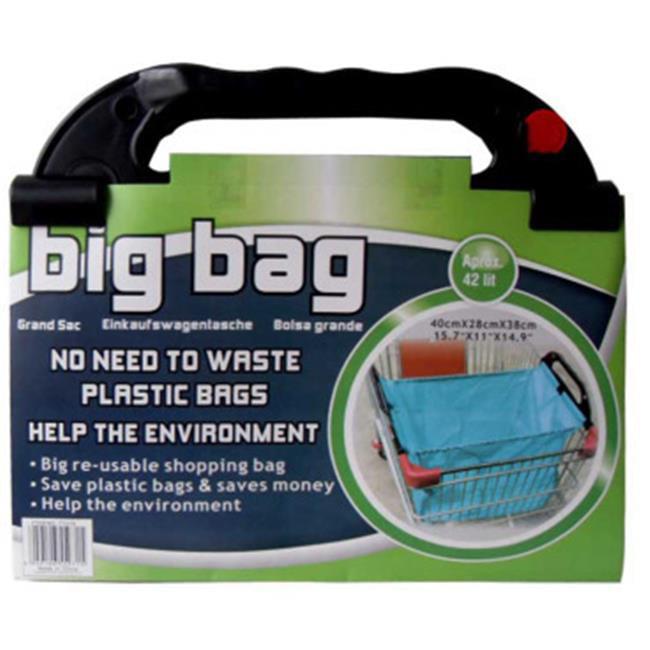 Bulk Buys Large Shopping Bag - Pack of 4