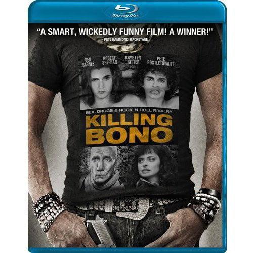 Killing Bono (Blu-ray + DVD)     (Widescreen)