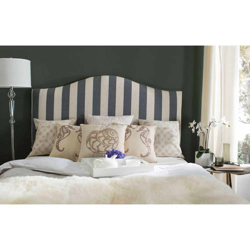 Safavieh Connie Headboard with Nailheads, Available in Multiple Colors and Sizes