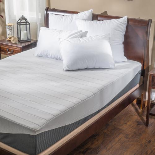 christopher knight home flow 11inch queensize gel memory foam mattress by - Queen Size Memory Foam Mattress