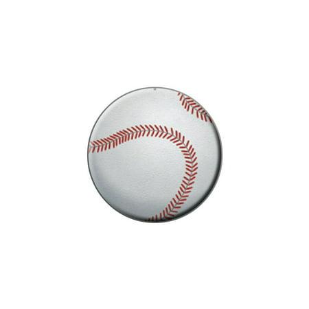 Baseball Sporting Goods Sportsball Lapel Hat Pin Tie Tack Small Round
