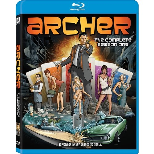 Archer: The Complete Season One (Blu-ray) (Widescreen) by TWENTIETH CENTURY FOX HOME ENT