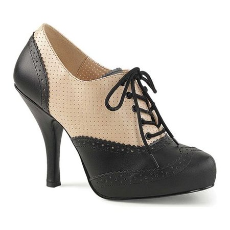 Pleaser Ballet Heels (Women's Pleaser Pink Label Pinup 07 Spectator)